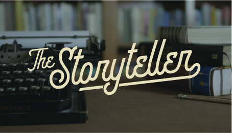 The Storyteller- Cd'A Campus
