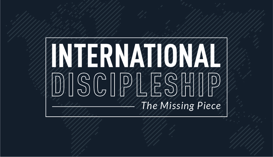 International Discipleship- Cd'A Campus