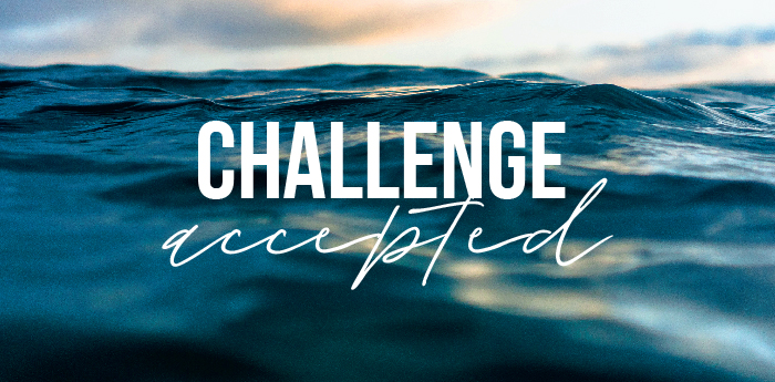 Challenge Accepted- Contentment